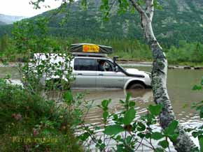 kolaTravel 4x4 four wheel drive car 4x4 holidays 4x4 army bus 4x4 tours Polar off-road kola peninsula russian lapland northwest russia murmansk oblast region jeep wild nature pomor saami tersky coast tour villages white baltic barents sea culture adrenaline