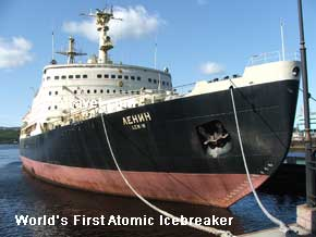 kolatravel excursion to atomic icebreaker lenin murmansk